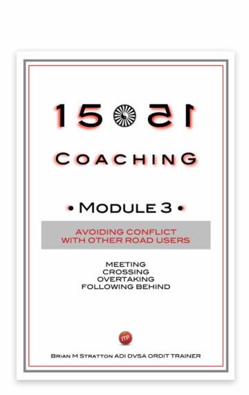 1551 Coaching: Module 3