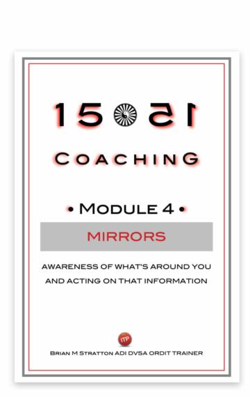 1551 Coaching: Module 4