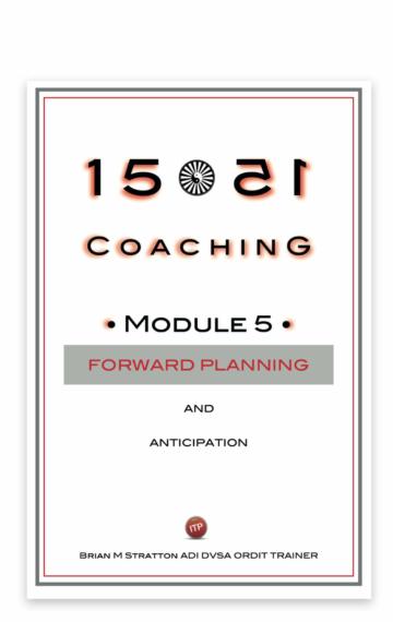 1551 Coaching: Module 5