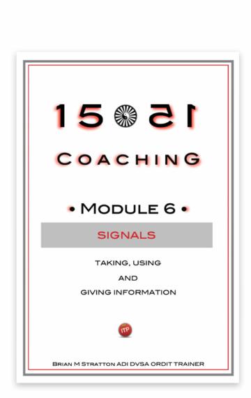 1551 Coaching: Module 6