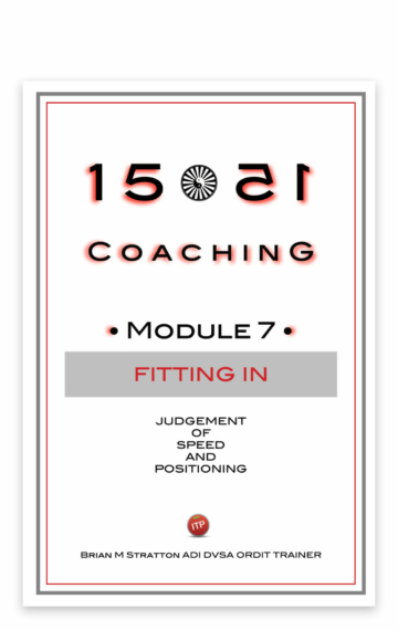 1551 Coaching: Module 7