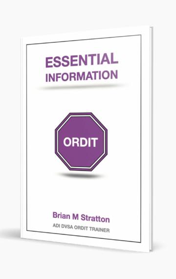 ORDIT: Essential Information